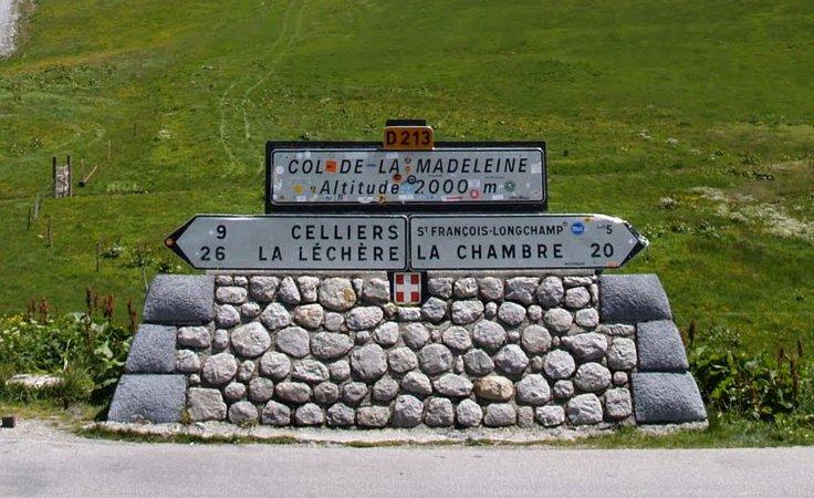 Col-de-la-Madeleine